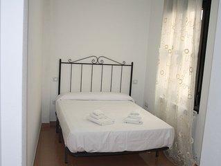 Bonito apartamento con calefacción y wifi: Monasterio de Piedra