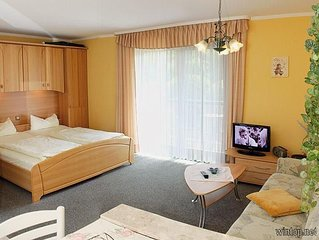 Appartement mit Balkon/Terrasse in ländlicher Umgebung