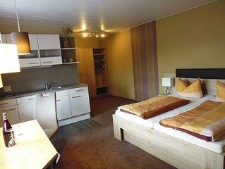 Gemütliches Appartement (26 m2) mit kostenfreiem WLAN