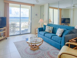 406 Sunswept 2/2 Orange Beach *AMAZING VIEW*DIRECTLY ON THE BEACH*