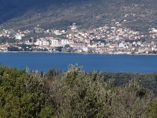 6 bedroom Mediteranean Stone Villa with private pool, sea and mountain views