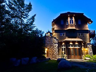 ★★★Gorgeous Mont-Tremblant Mansion★★★