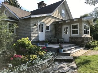 Charming and Historic 3 Bedroom  Log Home
