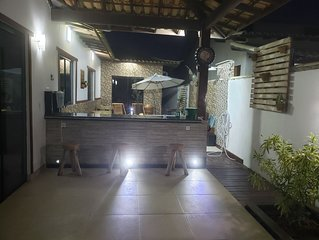 Casa no Condôminio com todo conforto e tranquilidade próximo.as praias