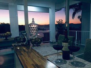 Casa linda  vista do mar