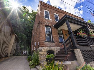 Historic Downtown Townhome