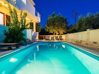 5 bedroom Villa with sea view, sauna and private pool - Adriatic Luxury Villas