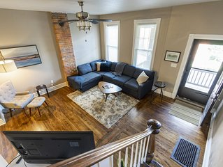 2 bedroom newly remodeled townhouse