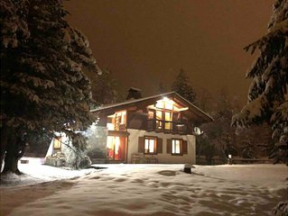 Beautiful Chalet near ski lift and golf course