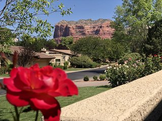 Beautiful Red Rock views in Canyon Mesa golf and Country Club