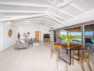 3 bedroom brand new OCEAN view villa in Guanacaste