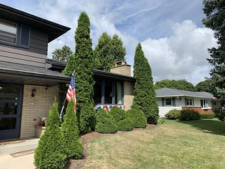 Beautiful 3 Bdroom Home - Close to  Ryder Cup 2021 PGA Action and Lake Michigan