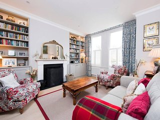 Majestic & Stylish 5BR Family Home Near Clapham