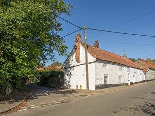 A spacious and comfortable character cottage, with its own enclosed garden.