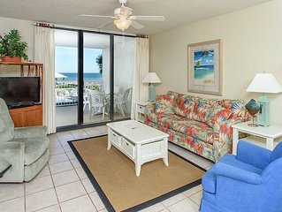 4209 Seaside 2/2 *VERY NICE GULF VIEW UNIT*GREAT FALL RATES*