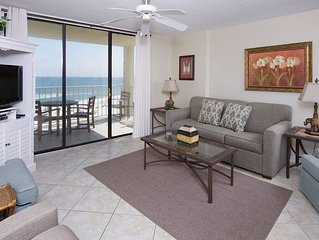 601 Sunswept 3 BR/3 BATH Gulf Front Condo DIRECTLY ON THE BEACH