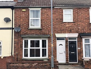 Beautiful townhouse on the doorstep of Lincoln