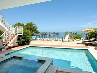 Direct OceanFront Paradise with Pool and Private Beach