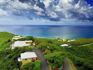 East End Overlook, 3 Acre Ridgetop Estate with Dual Shore Views