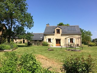 Maison de campagne à proximité du Lac de Vioreau