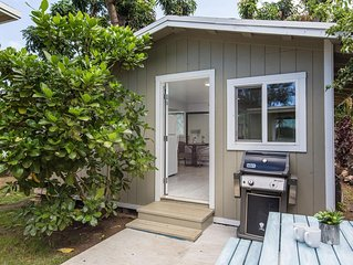 Charming Cozy Cottage on Oahu's Fabled North Shore!