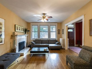 Foxhall Rd NW Family Home