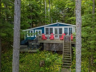 Indian River Respite~Lake Rosseau, 3 Bedroom cottage in Port Carling