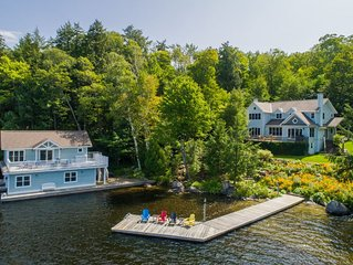Sanctuary on Lake Muskoka ~ the perfect family cottage!