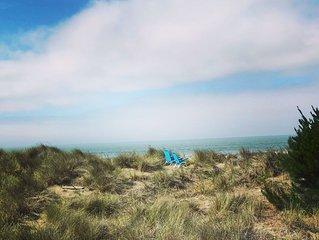 Chic Oceanfront Beach Getaway