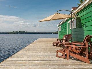Chinook Lodge~on Keewaydin Island Beaumaris, Lake Muskoka