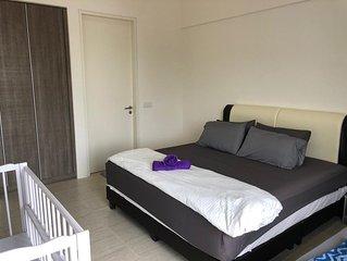 Ferringhi Beachfront Suite