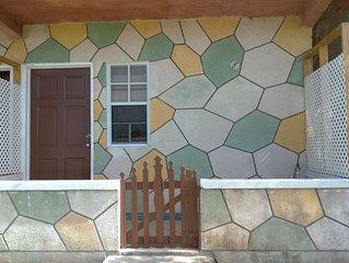 Authentic Antiguan Living Studio Apartment - Mings Apt.