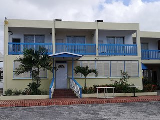 Seaview 2 bed Condo within 2 minutes walk of Dover Beach.