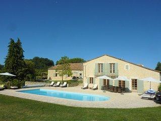 Retreat de Ramond (Whole property), near Duras