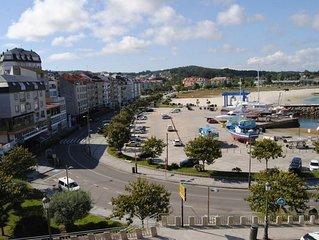 Piso en la playa de Portonovo-Sanxenxo