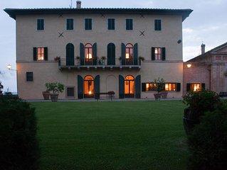 Villa Curiano - Siena