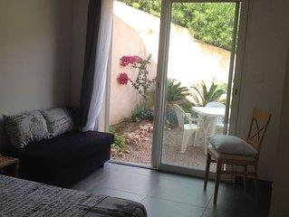 Haut de villa T3 80 m2
