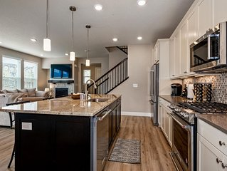 New Meadows Townhome with All the Comforts of Home