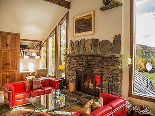 North Country Cabin - All Season Mountain Retreat