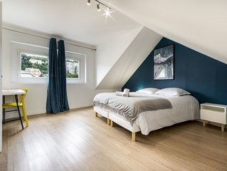 Apartment-Comfort-Private Bathroom-City View