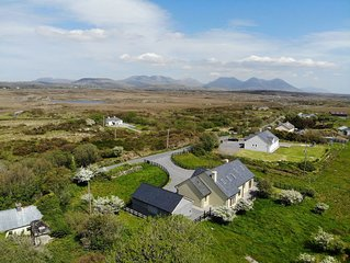 White Thorn House, Clifden, Connemara