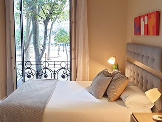 Arenal View by Forever Rentals. Apartamento de 3 dormitorios. Casco Viejo. Wifi