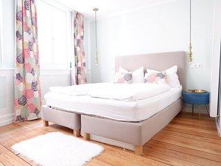 Apartment 15, 27 qm, max. 3 Personen