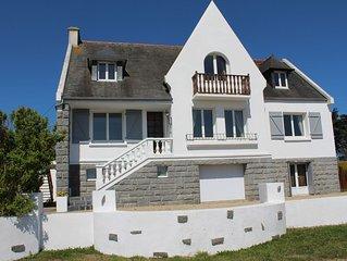 Am Meer - Komfortable imposante Ferien Villa am Meer - gleich am Sandstrand