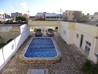 Casa temporada centro Olinda 7 quartos com piscina