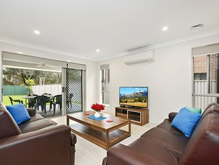 Great Location for exploring Sydney and surrounds, Ideal for Groups and Families