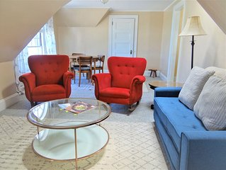 Village Apartment in Historic Bath, Maine!