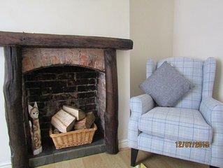 Cobblers Cottage . Nantwich Centre