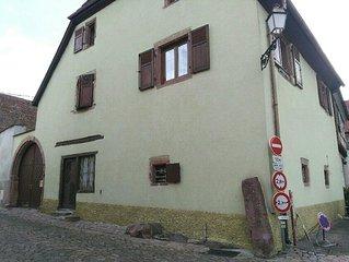 Petit appartement T2 a Gueberschwihr