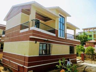 Aarya Villa (3BHK AC with Pvt Pool)